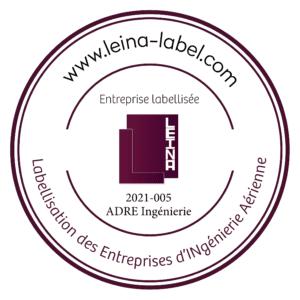 Label LEINA ADRÉ Ingenierie